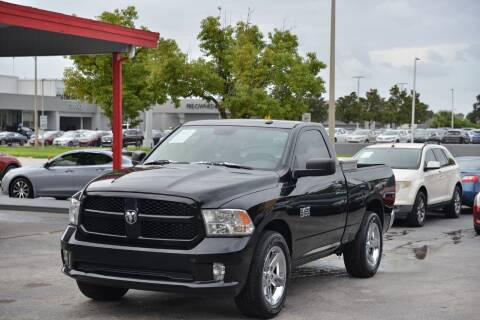2016 RAM Ram Pickup 1500 for sale at Motor Car Concepts II - Colonial Location in Orlando FL