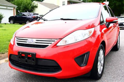 2013 Ford Fiesta for sale at Prime Auto Sales LLC in Virginia Beach VA