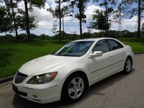 2005 Acura RL for sale at Houston Auto Preowned in Houston TX