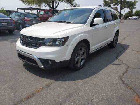 2015 Dodge Journey for sale at Matador Motors in Sacramento CA