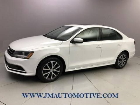 2018 Volkswagen Jetta for sale at J & M Automotive in Naugatuck CT