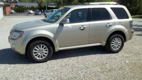 2010 Mercury Mariner for sale at MIKE'S CYCLE & AUTO - Mikes Cycle and Auto (Liberty) in Liberty IN