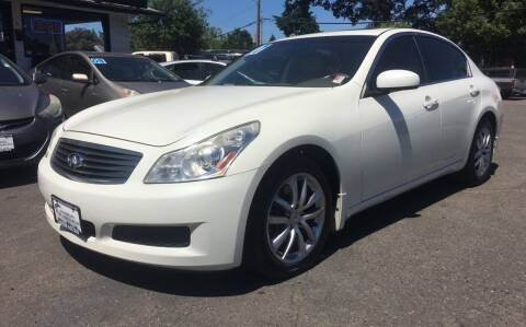 2007 Infiniti G35 for sale at Universal Auto INC in Salem OR