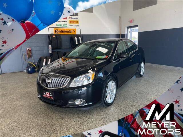 2015 Buick Verano for sale at Meyer Motors in Plymouth WI