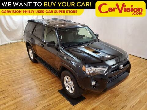 2015 Toyota 4Runner for sale at Car Vision Mitsubishi Norristown - Car Vision Philly Used Car SuperStore in Philadelphia PA