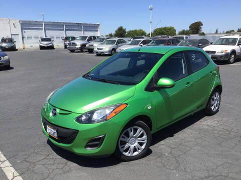 2012 Mazda MAZDA2 for sale at My Three Sons Auto Sales in Sacramento CA