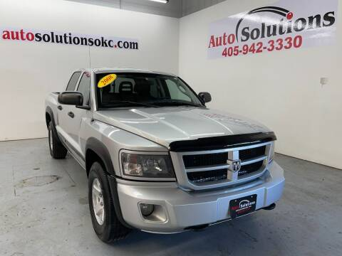 2008 Dodge Dakota for sale at Auto Solutions in Warr Acres OK