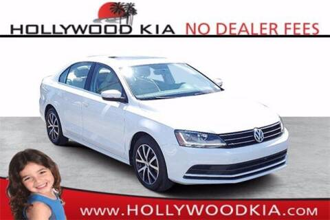 2017 Volkswagen Jetta for sale at JumboAutoGroup.com in Hollywood FL