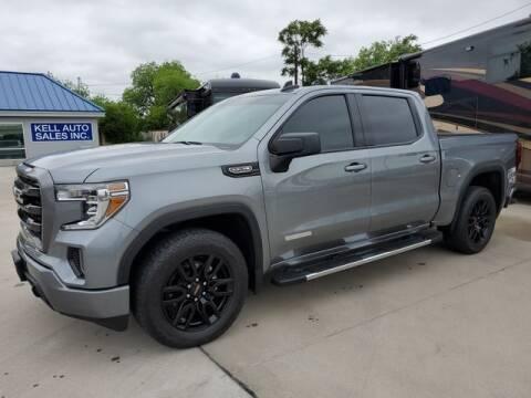 2020 GMC Sierra 1500 for sale at Kell Auto Sales, Inc - Grace Street in Wichita Falls TX