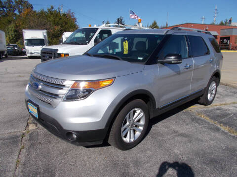 2011 Ford Explorer for sale at Governor Motor Co in Jefferson City MO