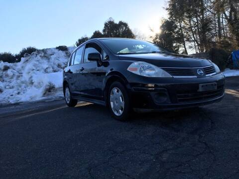 2008 Nissan Versa for sale at Elwan Motors in West Long Branch NJ
