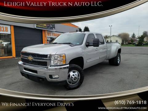 2011 Chevrolet Silverado 3500HD for sale at Lehigh Valley Truck n Auto LLC. in Schnecksville PA