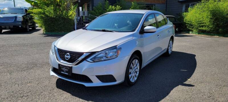 2016 Nissan Sentra for sale at Persian Motors in Cornelius OR