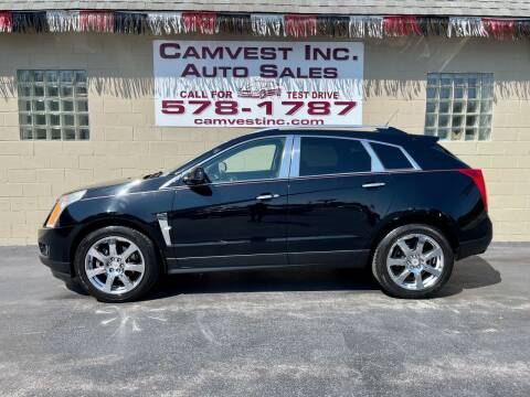 2011 Cadillac SRX for sale at Camvest Inc. Auto Sales in Depew NY