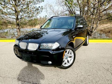 2008 BMW X3 for sale at Excalibur Auto Sales in Palatine IL