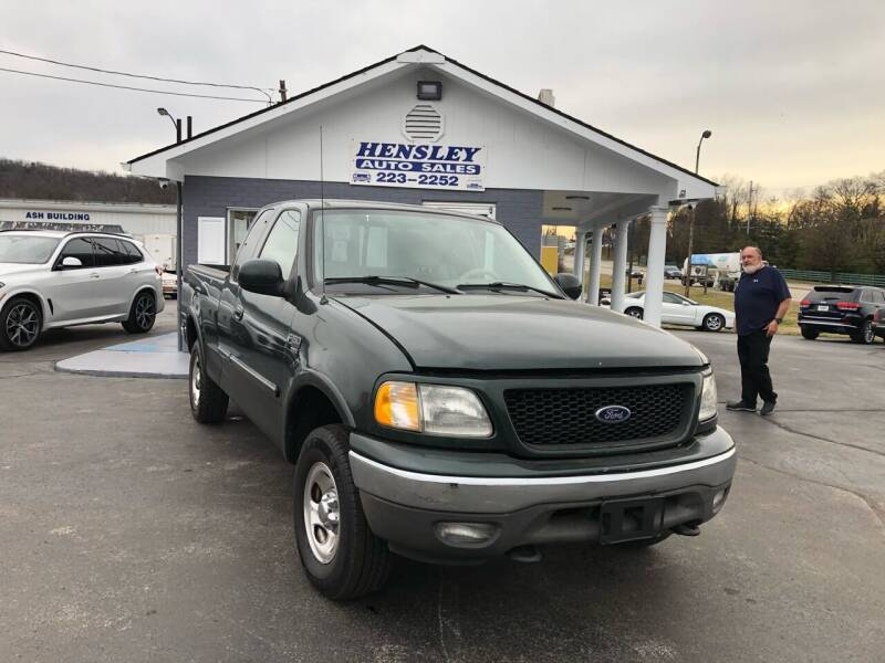 2003 Ford F-150 for sale at Hensley Auto Sales in Frankfort KY