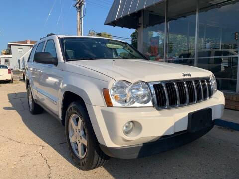 2006 Jeep Grand Cherokee for sale at LOT 51 AUTO SALES in Madison WI