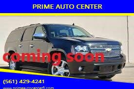 2012 Chevrolet Suburban for sale at PRIME AUTO CENTER in Palm Springs FL