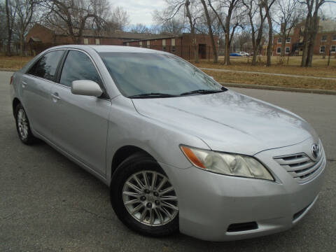 2009 Toyota Camry for sale at Sunshine Auto Sales in Kansas City MO