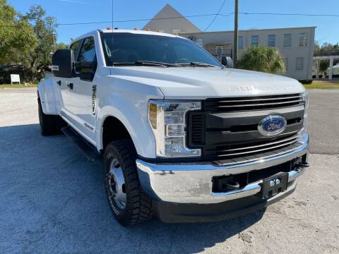 2018 Ford F-350 Super Duty for sale at LUXURY AUTO MALL in Tampa FL
