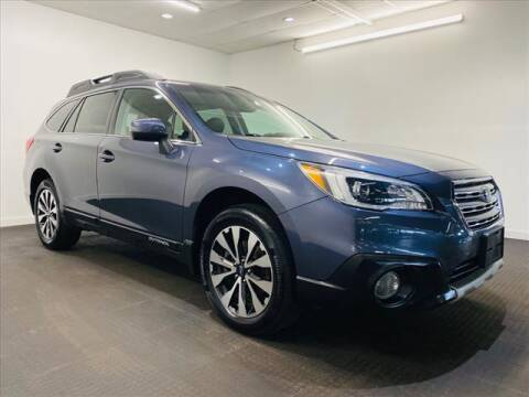 2017 Subaru Outback for sale at Champagne Motor Car Company in Willimantic CT