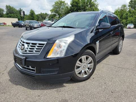 2013 Cadillac SRX for sale at Cruisin' Auto Sales in Madison IN