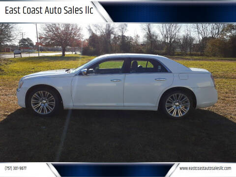 2011 Chrysler 300 for sale at East Coast Auto Sales llc in Virginia Beach VA