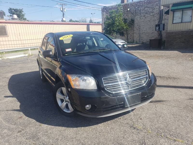 2012 Dodge Caliber for sale at Some Auto Sales in Hammond IN
