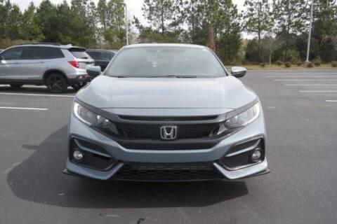 2021 Honda Civic for sale at Southern Auto Solutions - Lou Sobh Honda in Marietta GA