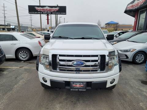 2009 Ford F-150 for sale at Washington Auto Group in Waukegan IL
