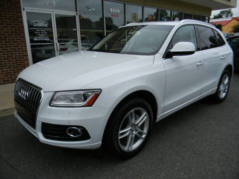 2017 Audi Q5 for sale at Platinum Motorcars in Warrenton VA