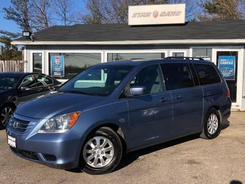 2008 Honda Odyssey for sale at Star Cars LLC in Glen Burnie MD