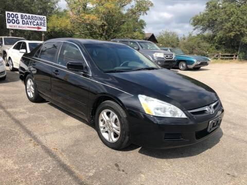 2007 Honda Accord for sale at Hi-Tech Automotive - Oak Hill in Austin TX