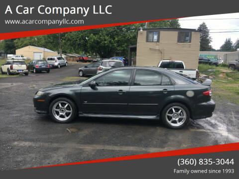 2005 Mazda MAZDA6 for sale at A Car Company LLC in Washougal WA