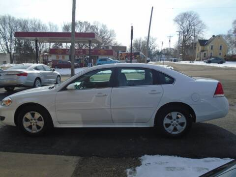 2011 Chevrolet Impala for sale at Nelson Auto Sales in Toulon IL