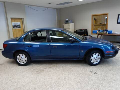 2001 Saturn S-Series for sale at Cannon Falls Auto Sales in Cannon Falls MN
