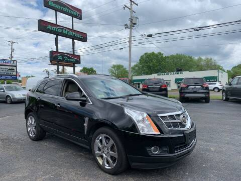 2011 Cadillac SRX for sale at Boardman Auto Mall in Boardman OH