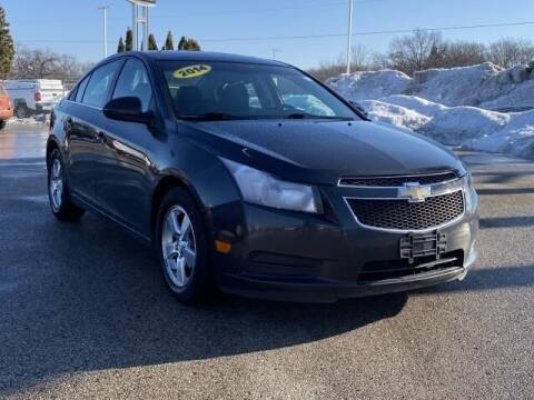 2014 Chevrolet Cruze for sale at Betten Baker Preowned Center in Twin Lake MI