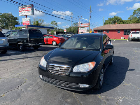 2009 Hyundai Elantra for sale at Sam's Motor Group in Jacksonville FL