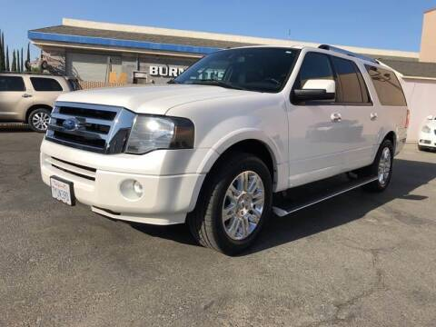 2011 Ford Expedition EL for sale at Cars 2 Go in Clovis CA