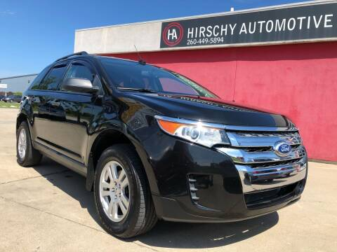 2013 Ford Edge for sale at Hirschy Automotive in Fort Wayne IN