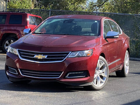 2016 Chevrolet Impala for sale at Kugman Motors in Saint Louis MO