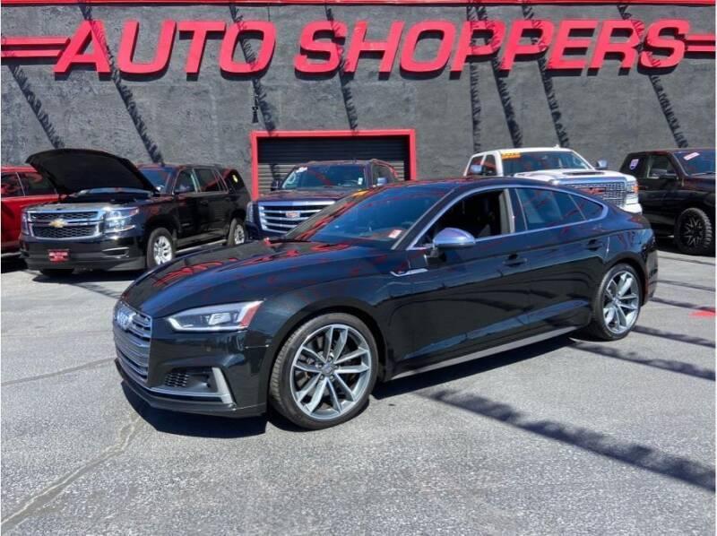 2018 Audi S5 Sportback for sale at AUTO SHOPPERS LLC in Yakima WA