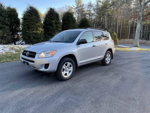 2012 Toyota RAV4 for sale at DON'S AUTO SALES & SERVICE in Belchertown MA