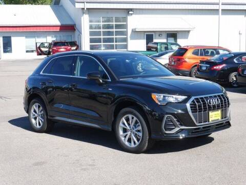 2021 Audi Q3 for sale at Park Place Motor Cars in Rochester MN