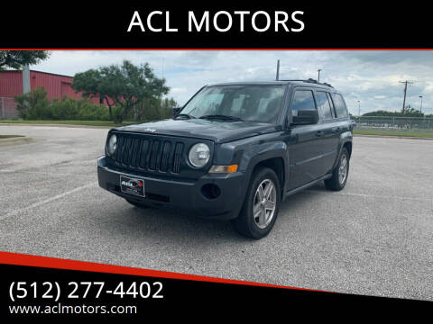 2008 Jeep Patriot for sale at ACL MOTORS in Austin TX