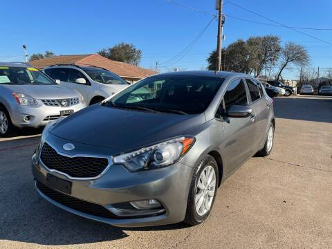 2014 Kia Forte5 for sale at CityWide Motors in Garland TX