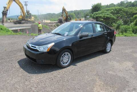 2011 Ford Focus for sale at Clearwater Motor Car in Jamestown NY