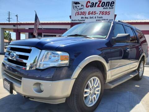 2009 Ford Expedition for sale at CarZone in Marysville CA