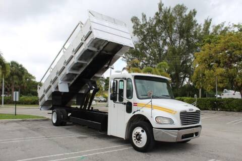 2009 Freightliner M2 106 for sale at Truck and Van Outlet - Miami Inventory in Miami FL